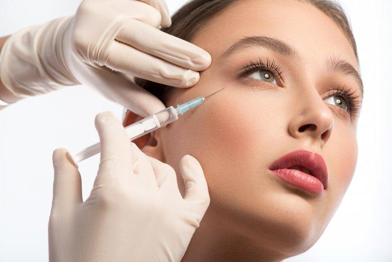 Botox Patas de Gallo