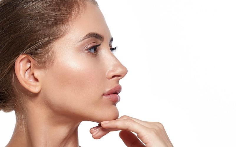 Marcación de Mandíbula - Tratamiento Facial